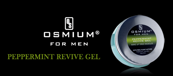 peppermint revive gel